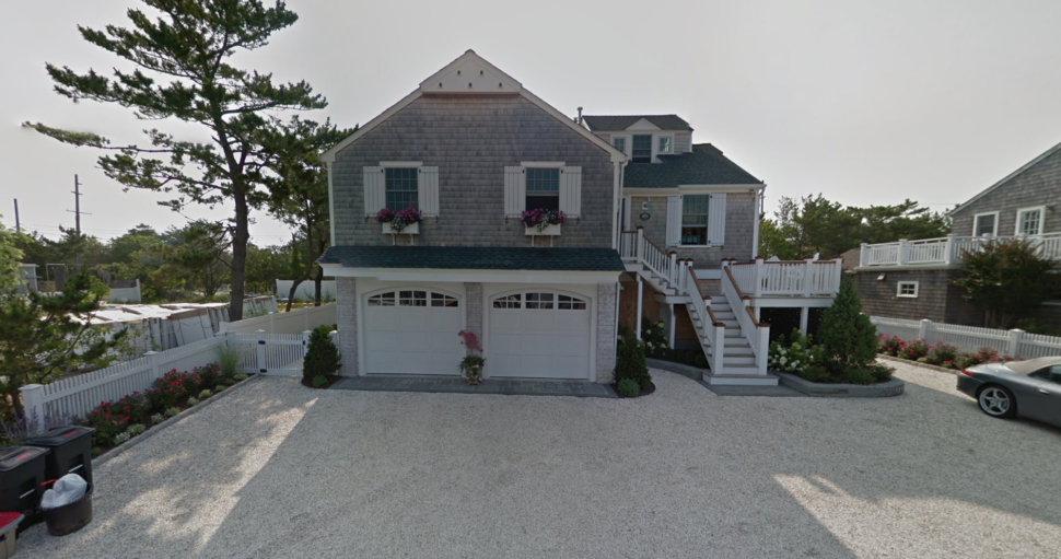 Residence in Mantoloking, NJ