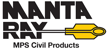 Manta Ray Civil Products - logo